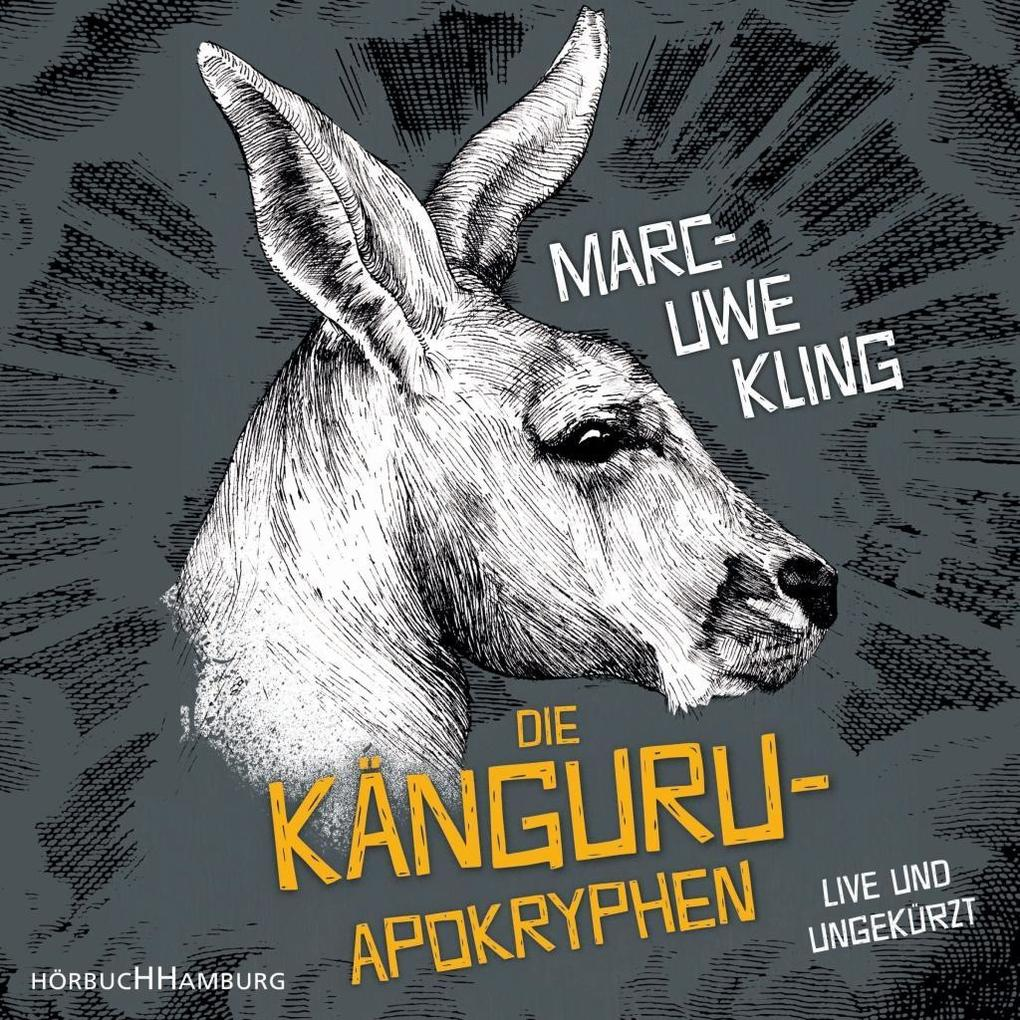 Die Känguru-Apokryphen als Hörbuch CD