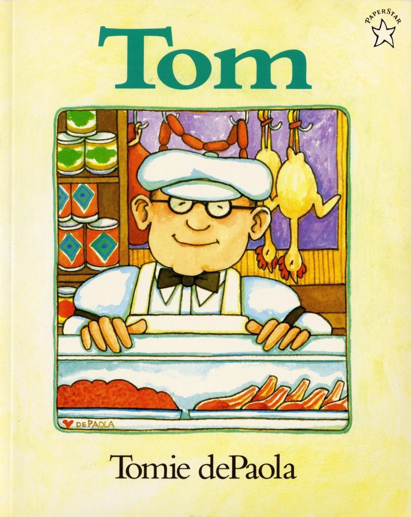 Tom als Taschenbuch