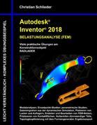 Autodesk Inventor 2018 - Belastungsanalyse (FEM)