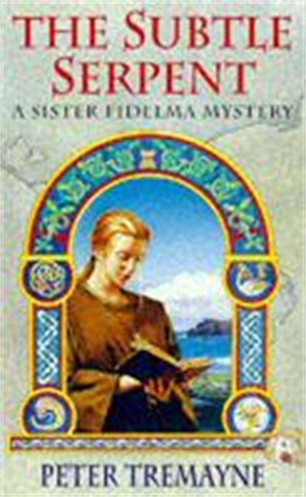 The Subtle Serpent (Sister Fidelma Mysteries Book 4) als Taschenbuch