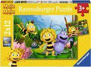 Ravensburger Puzzle - Ausflug mit Biene Maja, 16 Teile