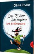 Der Räuber Hotzenplotz: Der Räuber Hotzenplotz und die Mondrakete. Kinderbuch-Klassiker mit amüsanten Geschichten zum Vorlesen, farbiges und abenteuerreiches Bilderbuch