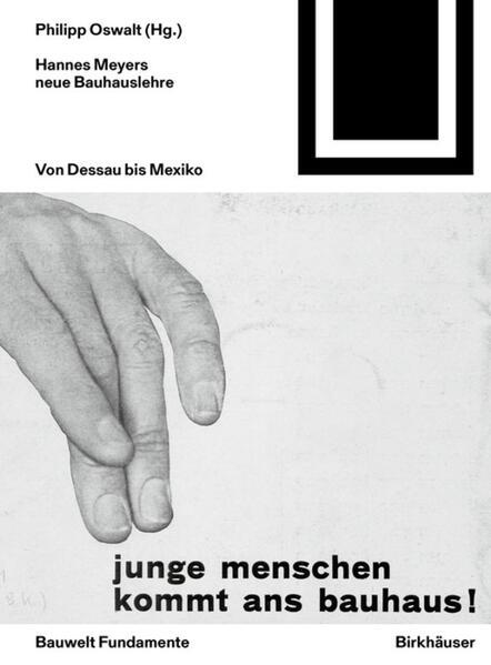 Hannes Meyers neue Bauhauslehre als Buch (kartoniert)