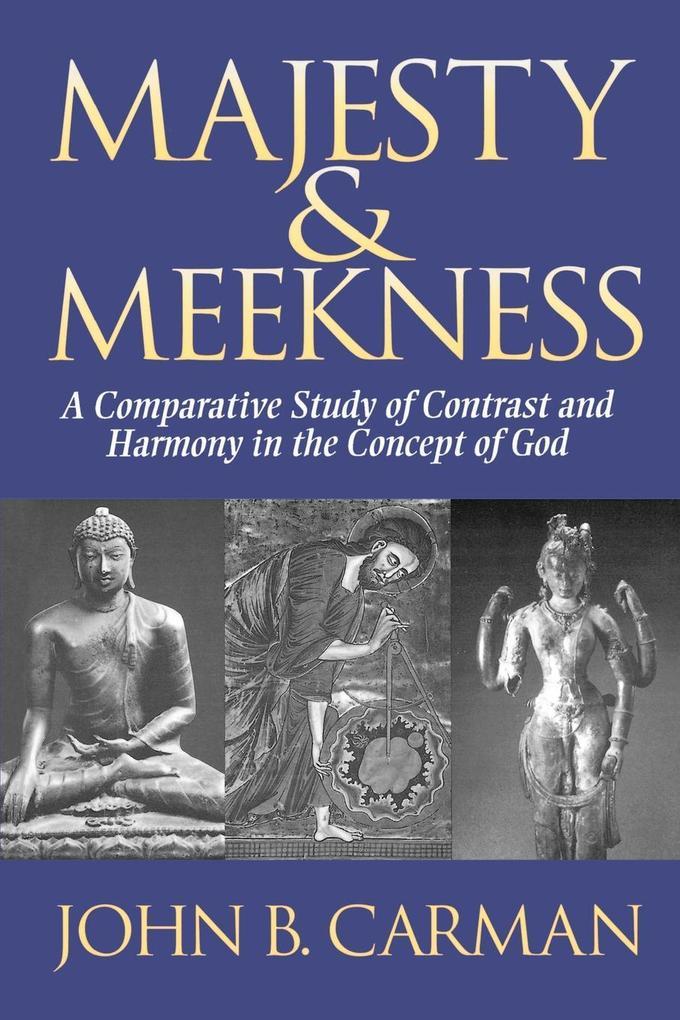 Majesty and Meekness als Taschenbuch