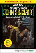 John Sinclair Gespensterkrimi Collection 1 - Horror-Serie