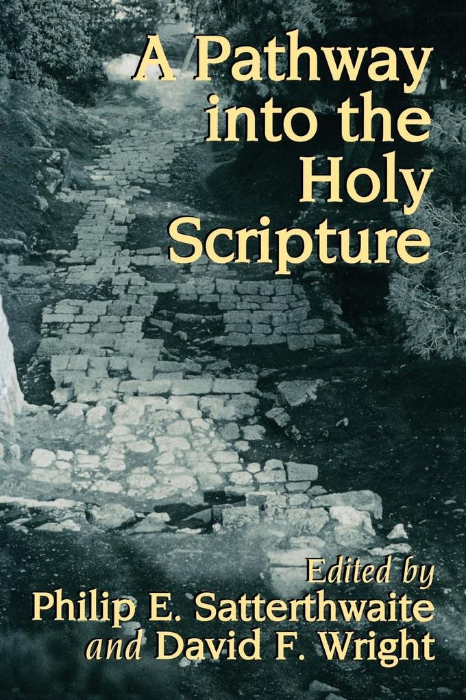 A Pathway Into the Holy Scripture als Taschenbuch