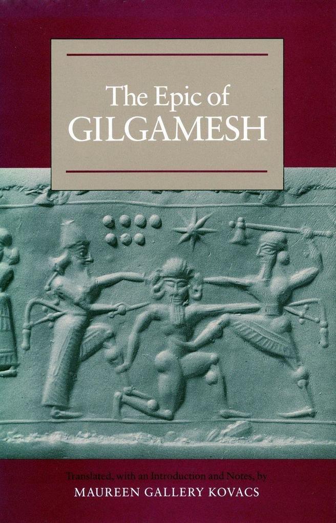 The Epic of Gilgamesh als Taschenbuch