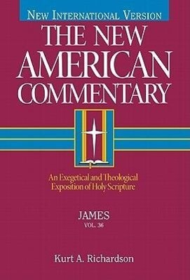 James, Volume 36: An Exegetical and Theological Exposition of Holy Scripture als Buch (gebunden)