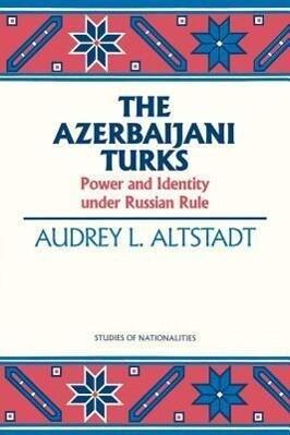 Azerbaijani Turks als Taschenbuch