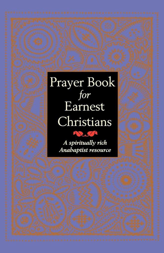 Prayer Book for Earnest Christians als Taschenbuch