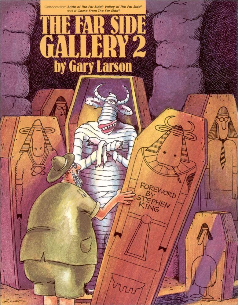 The Far Side Gallery 2 als Buch (kartoniert)