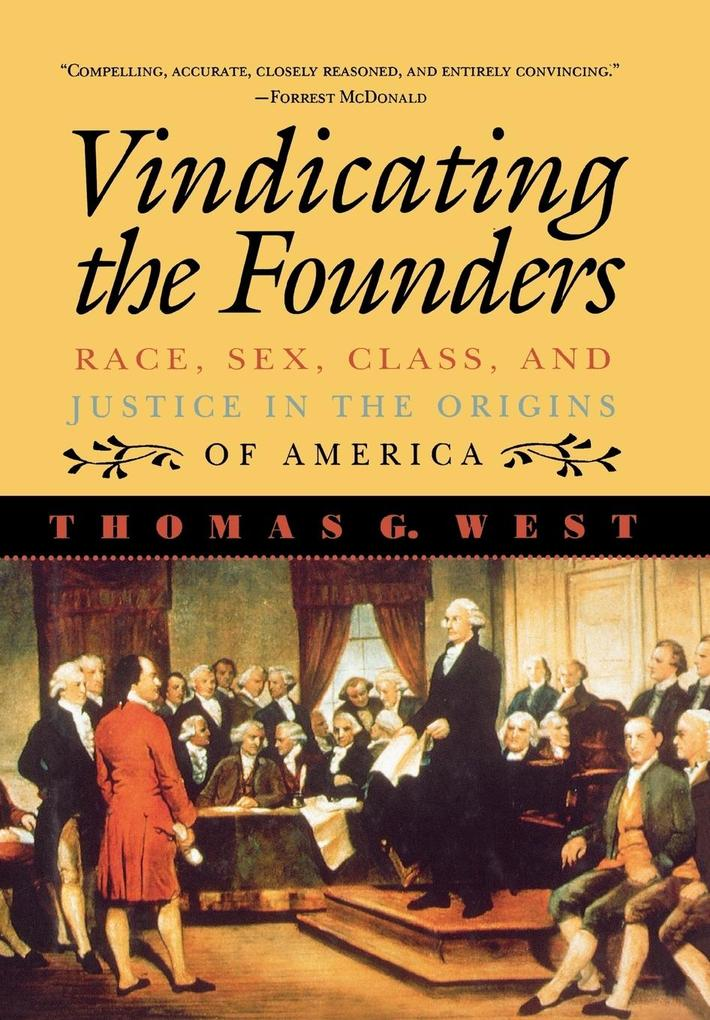 Vindicating the Founders als Buch (gebunden)