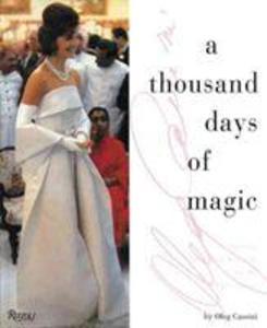 A Thousand Days of Magic als Buch (gebunden)