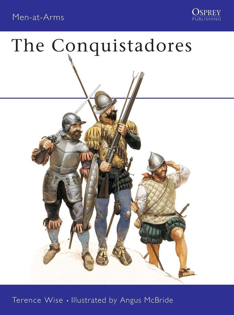 The Conquistadores als Taschenbuch
