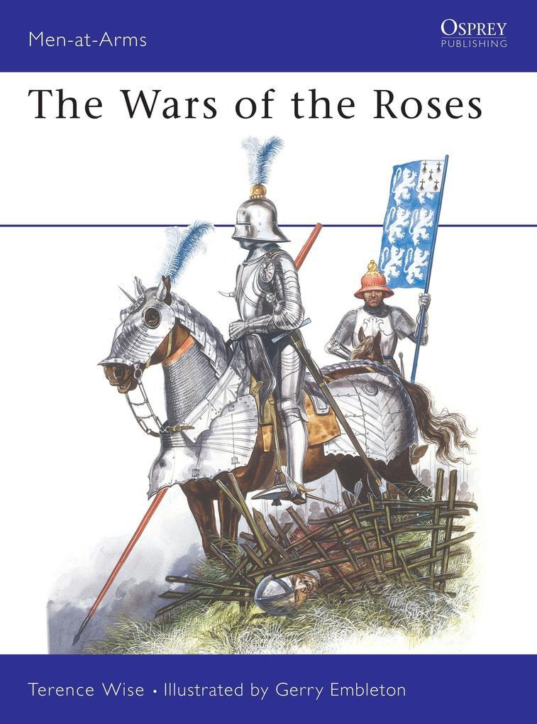 The Wars of the Roses als Buch (gebunden)