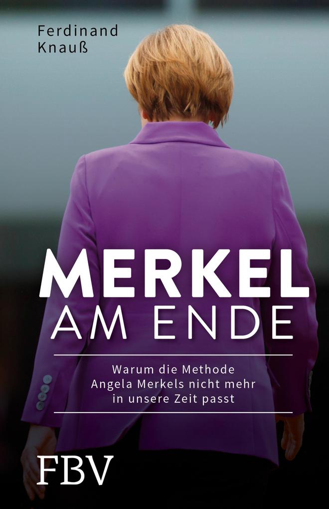 Merkel am Ende als eBook epub