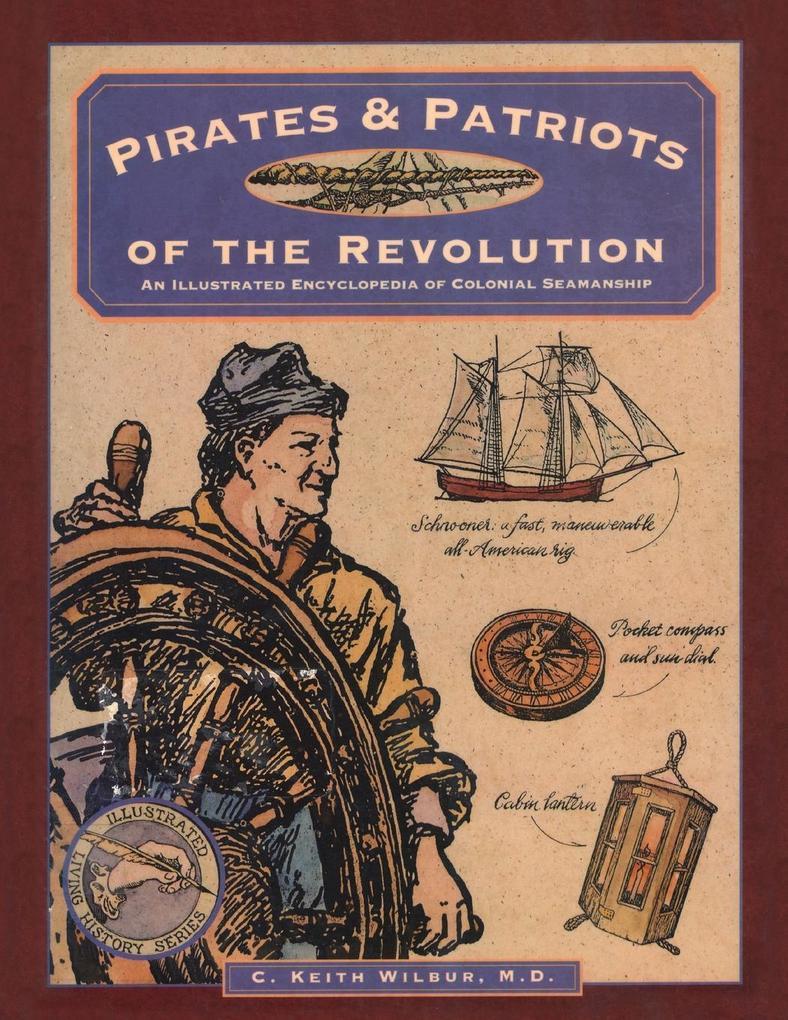 Pirates & Patriots of the Revolution als Taschenbuch