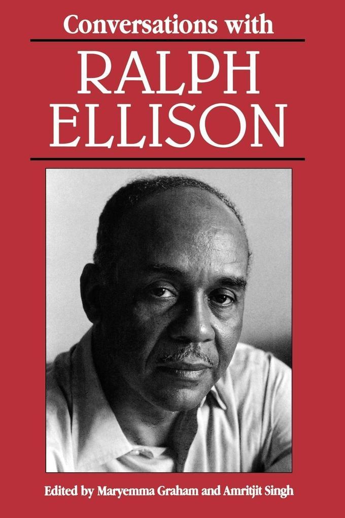 Conversations with Ralph Ellison als Taschenbuch