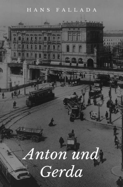 Anton und Gerda als Buch (kartoniert)