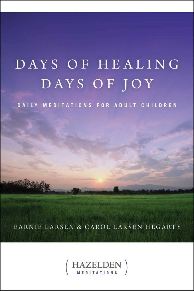 Days Of Healing, Days Of Joy als Taschenbuch
