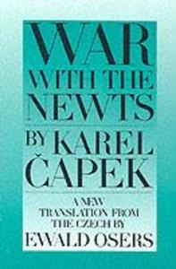 War With The Newts als Taschenbuch