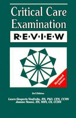 Critical Care Examination Review Updated 4th Edition: Over 1,200 Questions & Answer Rationales! als Taschenbuch