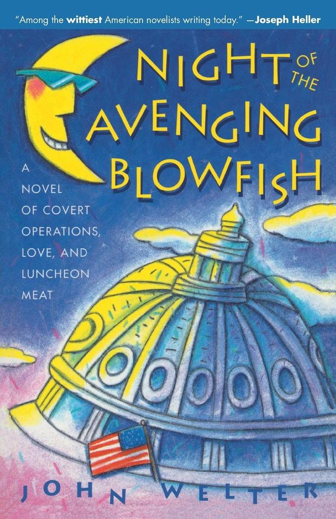 Night of the Avenging Blowfish als Taschenbuch