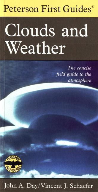 Peterson First Guide to Clouds and Weather als Taschenbuch