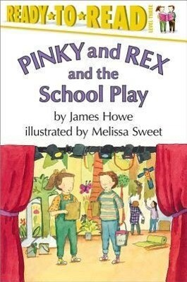 Pinky and Rex and the School Play als Taschenbuch