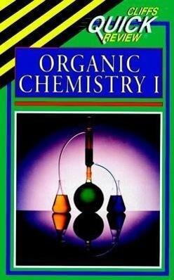Cliffsquickreview Organic Chemistry I als Taschenbuch