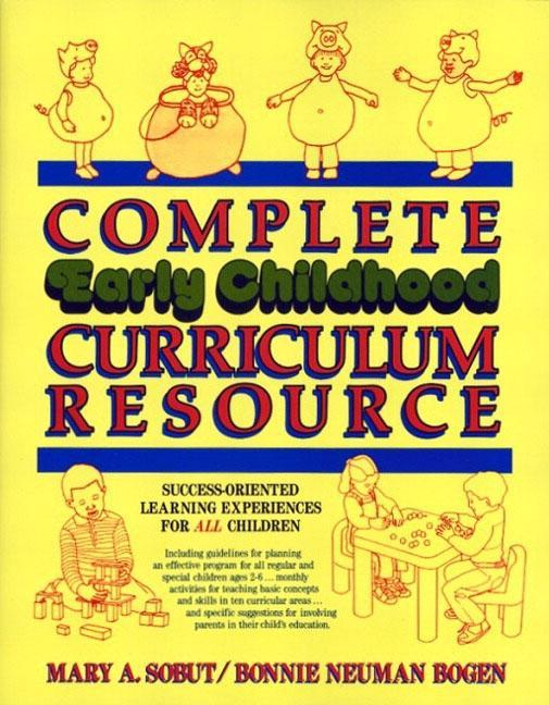 Complete Early Childhood Curriculum Resource als Taschenbuch