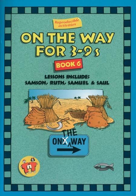 On the Way 3-9's - Book 6 als Taschenbuch