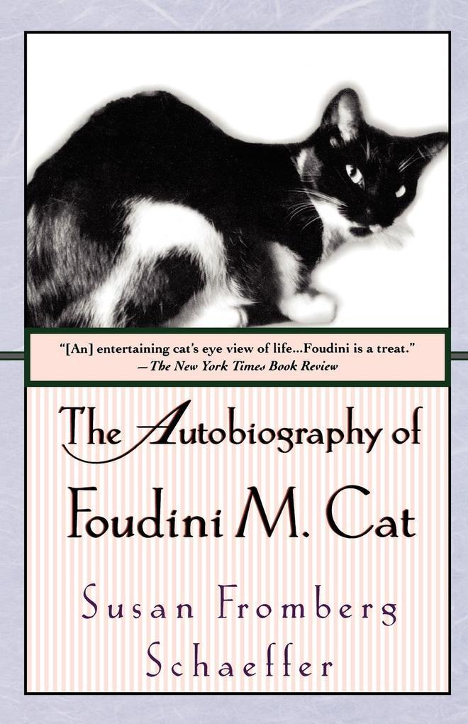 The Autobiography of Foudini M. Cat als Taschenbuch