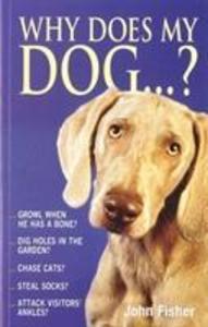 Why Does My Dog...? als Taschenbuch