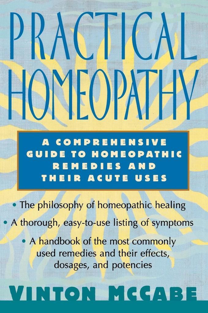 Practical Homeopathy als Taschenbuch