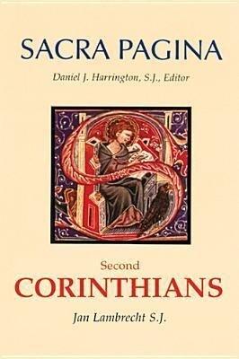 Sacra Pagina: Second Corinthians als Buch (gebunden)