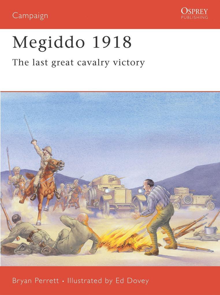 Megiddo, 1918 als Taschenbuch