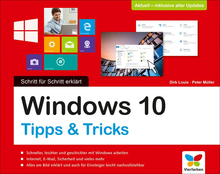 Windows 10 als eBook pdf