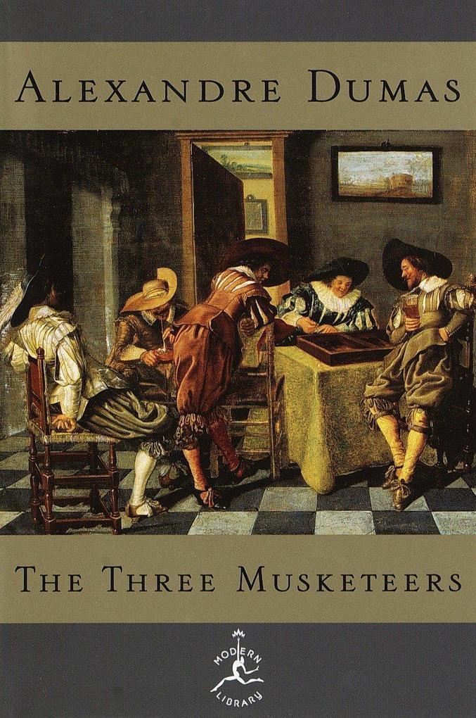 Three Musketeers (Modern Library) als Buch (gebunden)