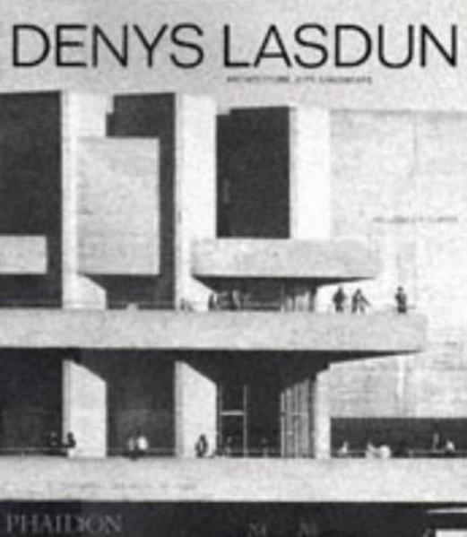 Denys Lasdun als Taschenbuch