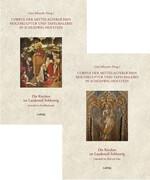Corpus der mittelalterlichen Holzskulptur und Tafelmalerei in Schleswig-Holstein, Band 4.1Landesteil Schleswig. Die Kirchen von A bis L