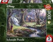 Schmidt Spiele - Puzzle - Schneewittchen, 1000 Teile