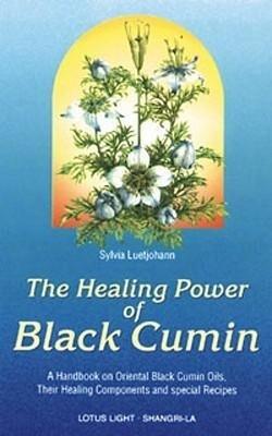 Healing Power of Black Cumin als Taschenbuch