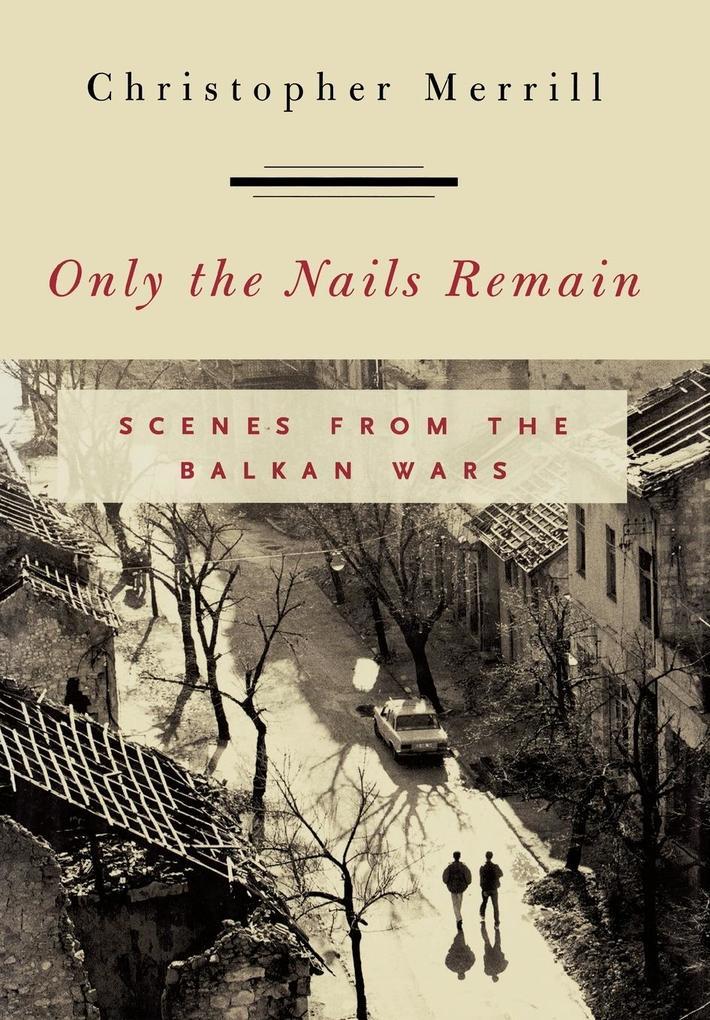 Only the Nails Remain als Buch (gebunden)