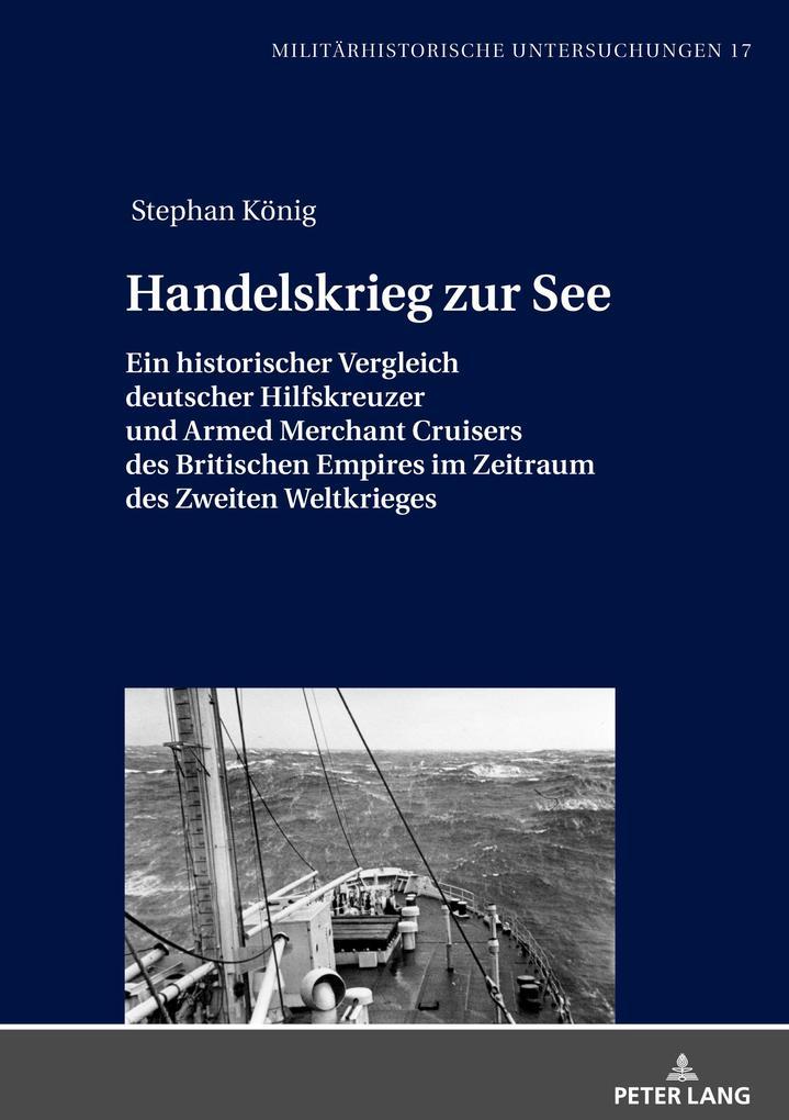 Handelskrieg zur See als Buch (gebunden)