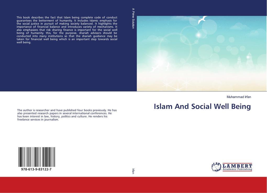 Islam And Social Well Being als Buch (kartoniert)