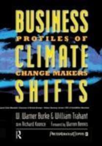 Business Climate Shifts als Buch (gebunden)