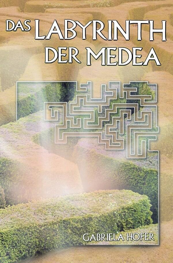 Das Labyrinth der Medea als Buch (kartoniert)