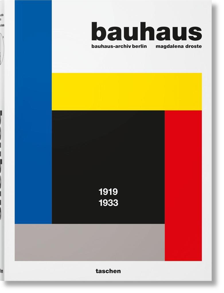 Bauhaus, Aktualisierte Ausgabe als Buch (gebunden)