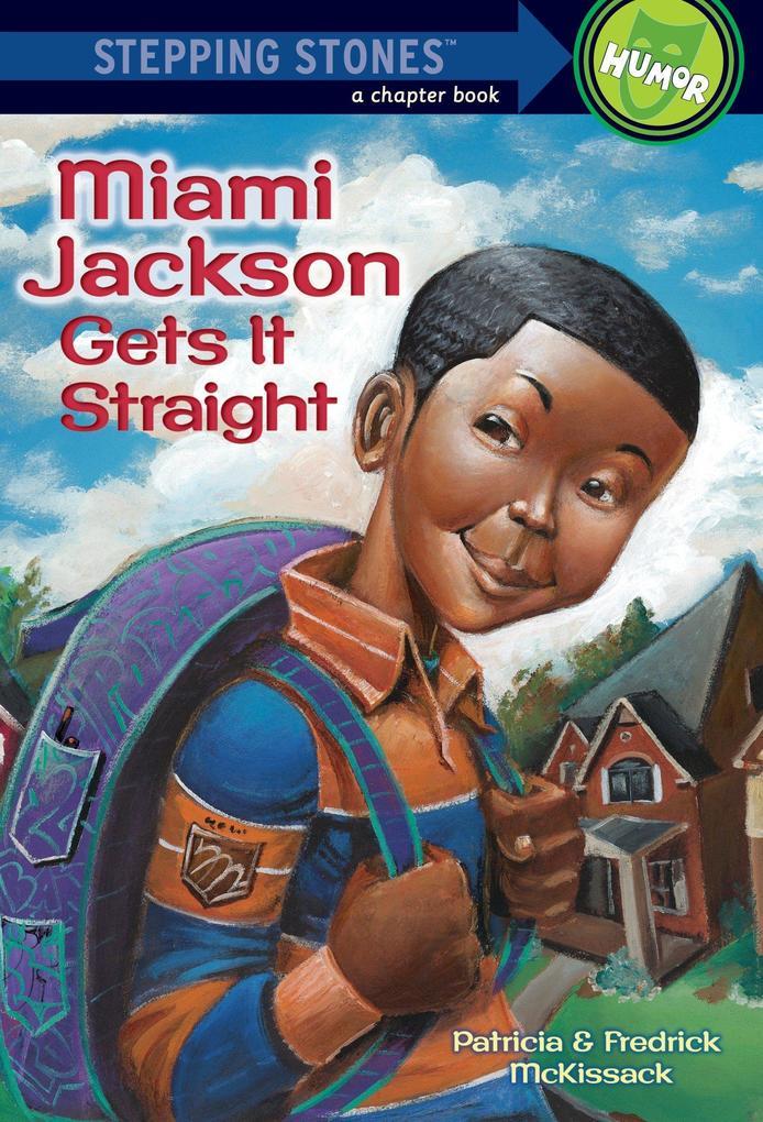 Miami Jackson Gets It Straight als Taschenbuch